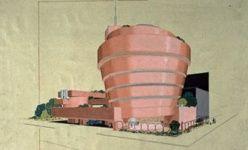 'Frank lloyd wright', museo guggenheim Bilbao