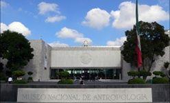Museo nacional de antropología de méxico, Ciudad de México