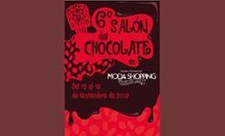 '6º Salón del chocolate'. Centro comercial moda shopping, Madrid