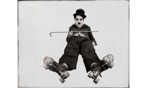 'Chaplin en imágenes' centro cultural gran capitán, Granada