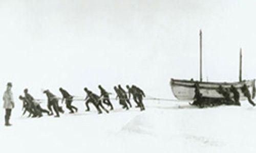 'Atrapados en el hielo', crucero bajo del hospital real, Granada