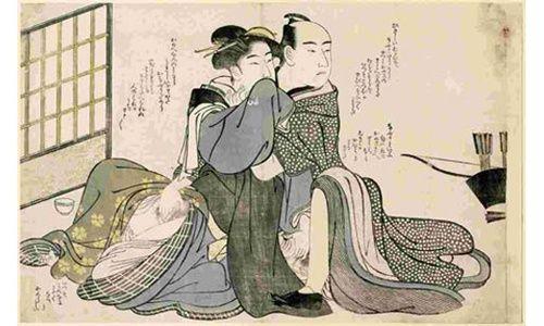 'Imágenes secretas. picasso y la estampa erótica japonesa', museo picasso de Barcelona
