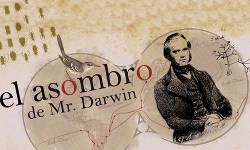 'El asombro de mr. darwin', casa de las ciencias, la coruña
