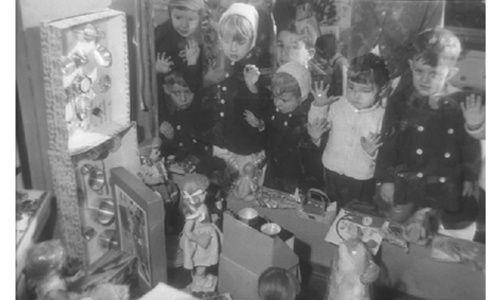 'Juguetes para el recuerdo', archivo regional de la comunidad de Madrid