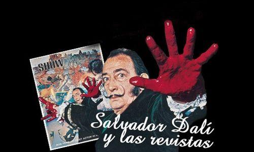 Café-tertulia: 'Salvador dalí y las revistas', Caixaforum palma