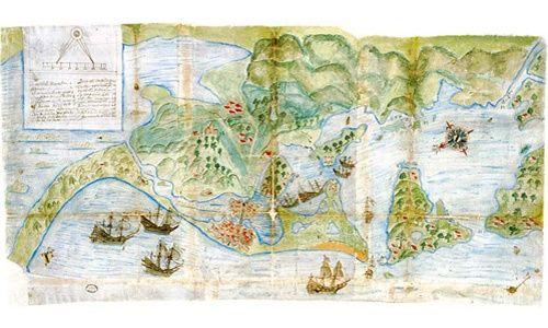 'Mare clausum, mare liberum. la piratería en la américa española', archivo general de indias, Sevilla