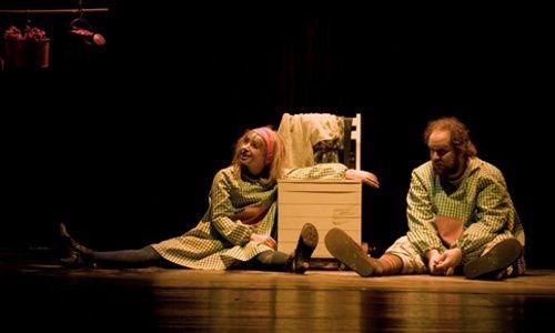 'Abuela Olvido', Teatro Alcázar, Madrid