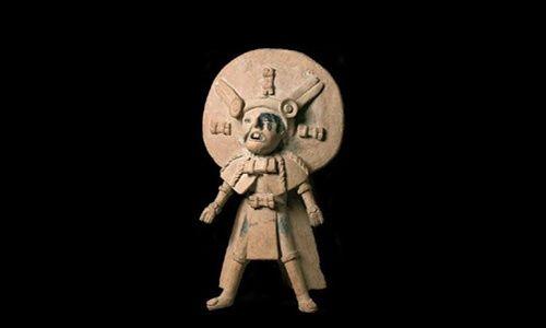 'Arte funerario precolombino. la pasión de tórtola Valencia', museu egipci de Barcelona