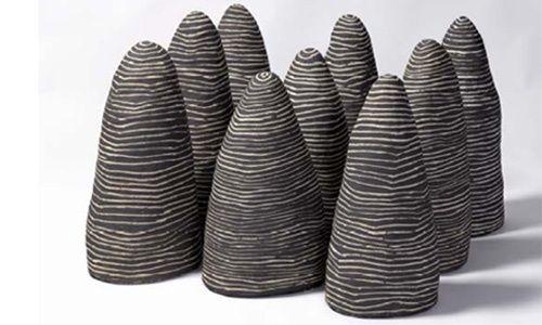 'Margalida escales: simetrías secretas', museo nacional de cerámica y artes suntuarias gonzález martí