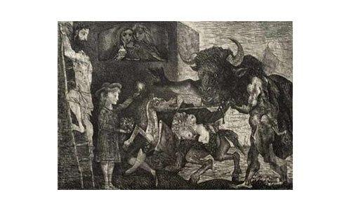 'Picasso. grabados', museu d'art espanyol contemporani de palma