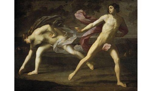 Una obra. un artista: 'Hipomemes y atalanta', museo del prado, Madrid