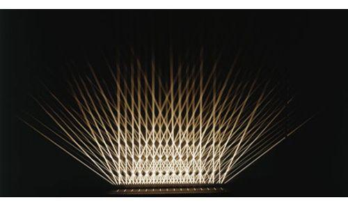 'Al calor del pensamiento. obras de la daros latinamerica collection' sala de arte santander, boadilla del monte (Madrid)