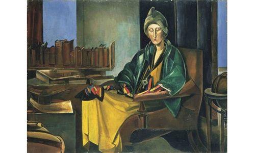 'Wyndham Lewis (1882-1957)', Fundación Juan March, Madrid