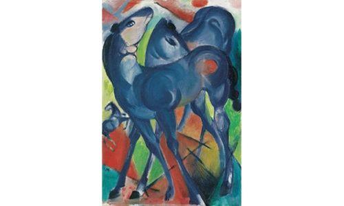 'Expresionistas alemanes 1900-1930. colección kunsthalle emden', Caixaforum Palma de Mallorca