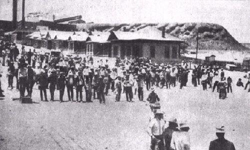Museo de la lucha obrera, cananea (sonora)