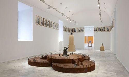 'Thomas schütte. retrospección', museo nacional centro de arte Reina Sofía, Madrid