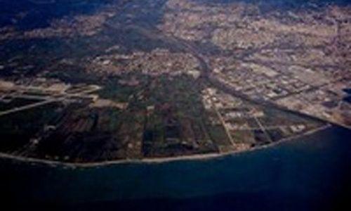 Itinerario urbano: 'Llobregat: nuevo eje metropolitano' (Barcelona)
