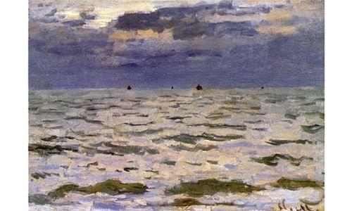 'Monet y la abstracción', museo thyssen-bornemisza y fundación caja Madrid, Madrid