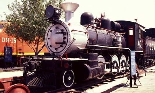 Museo nacional de los ferrocarriles mexicanos, puebla