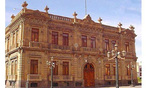 Museo nacional de la máscara, san luis potosí