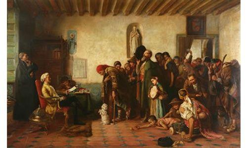 'Pintores románticos ingleses en la españa del xix', sala bancaja 'san miguel', castellón