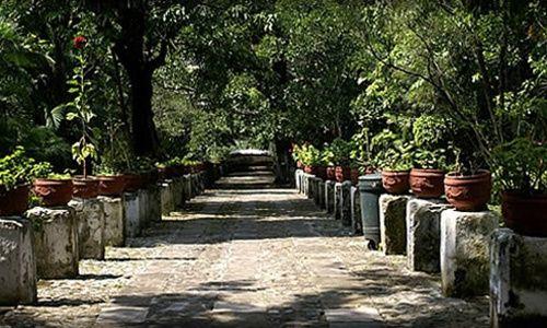 Jardín borda, cuernavaca
