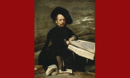 Una obra. un artista: 'El bufón don diego de acedo, el primo', museo del prado, Madrid