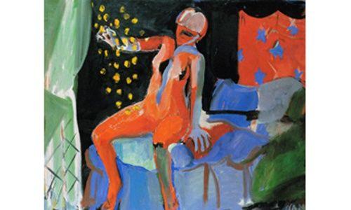'Iluminación de contrastes. obras escogidas de las colecciones ico', museo colecciones ico, Madrid