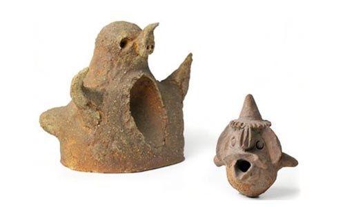 'Confluencias en el barro. alfarería tradicional africana y cerámica contemporánea occidental', museo de cerámica de Barcelona