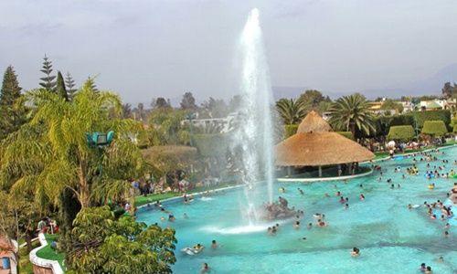 Parque acuático el tephé, ixmiquilpan (hidalgo)