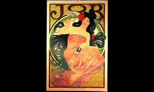 'Alphonse mucha (1860-1939). seducción, modernidad y utopía', Caixaforum Lleida