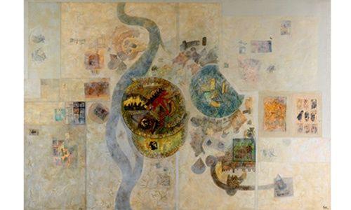 'Obras maestras contemporáneas de turquía en la colección del banco central de la república de turquía', Caixaforum Madrid