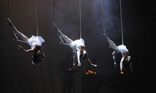 'Nebbia', teatro compac gran vía, Madrid