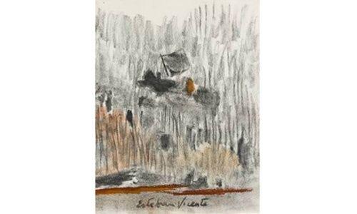 'Esteban vicente dibujos 1920 - 2000', museo de arte contemporáneo esteban vicente, Segovia