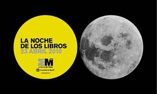 La noche de los libros 2010, comunidad de Madrid