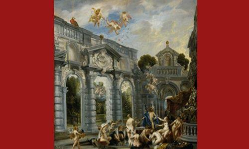 Una obra. un artista: 'El amor de cupido y psique', museo del prado, Madrid
