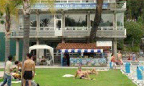 Balneario agua azul, puebla
