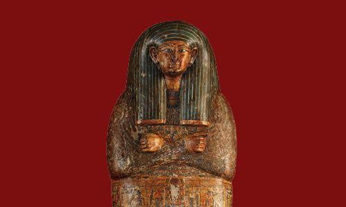 'El enigma de la momia', museo arqueológico provincial de alicante