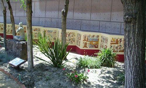 Jardín caracol, tijuana (baja california)