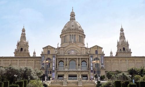 'Visita a las reservas del mnac', museo nacional de arte de cataluña, Barcelona