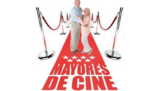 'Mayores de cine', comunidad de Madrid