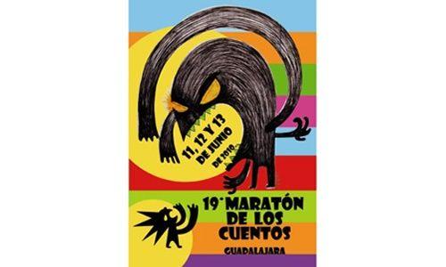 'XIX maratón de los cuentos', Guadalajara