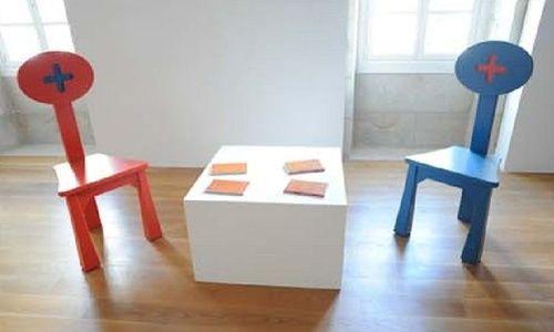 'Volando hacia la tierra', museo de arte contemporáneo de Vigo