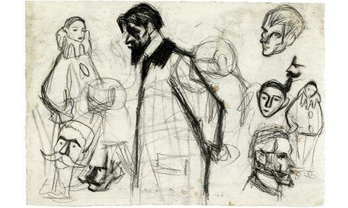 'Picasso vs. rusiñol', museo picasso de Barcelona