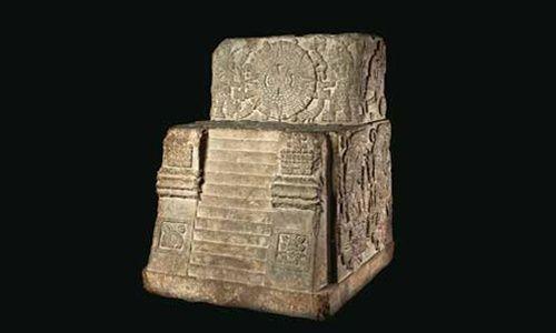 'Moctezuma ii. tiempo y destino de un gobernante', museo del templo mayor, Ciudad de México