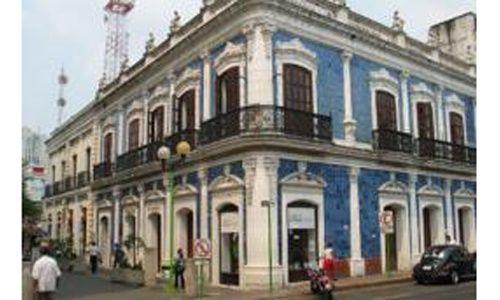 Museo de historia de tabasco casa de los azulejos centro for Casa de los azulejos centro historico