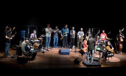 'Nits de música', fundación joan miró, Barcelona