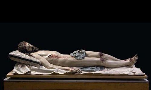 'Lo sagrado hecho real. pintura y escultura española 1600 - 1700', museo nacional colegio de san gregorio, valladolid