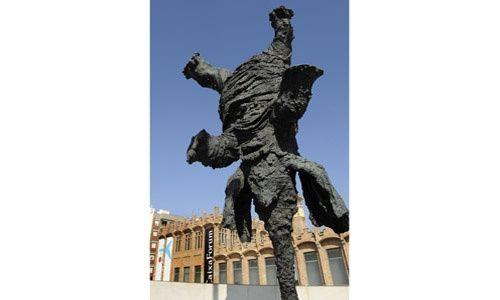 'Miquel barceló. 1983-2009. la solitude organisative', Caixaforum Barcelona