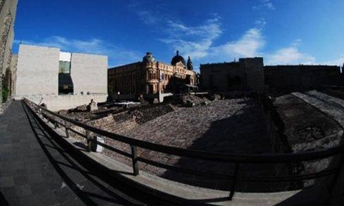 Museo del templo mayor, Ciudad de México